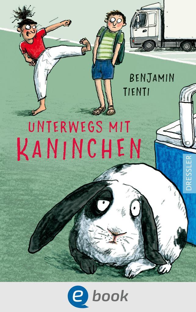 Unterwegs mit Kaninchen als eBook