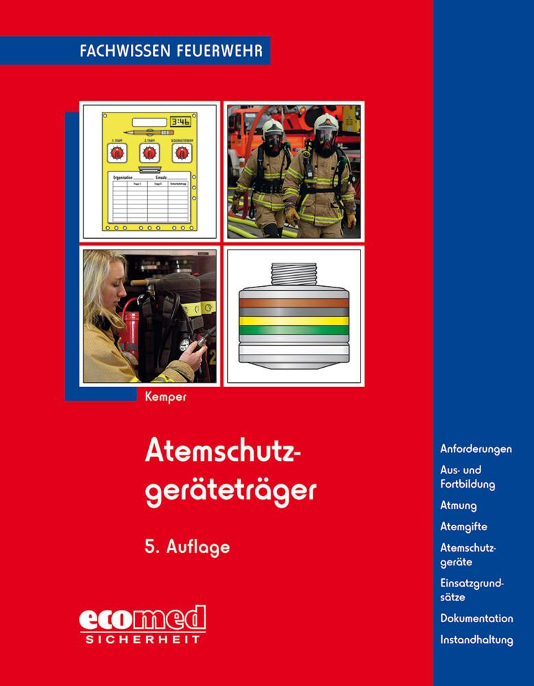 Atemschutzgeräteträger als Buch
