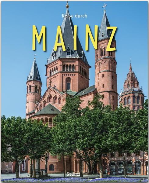 Reise durch Mainz als Buch (gebunden)