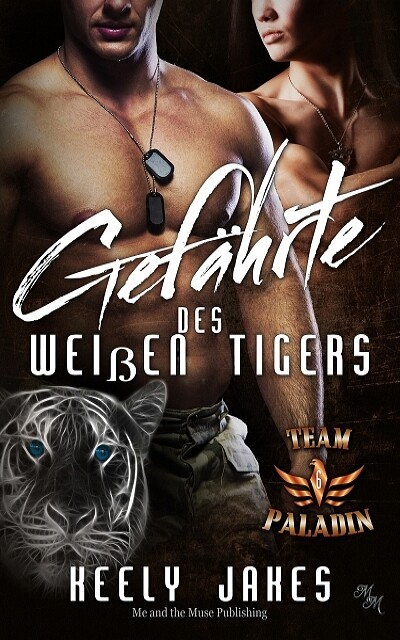Gefährte des weißen Tigers als eBook