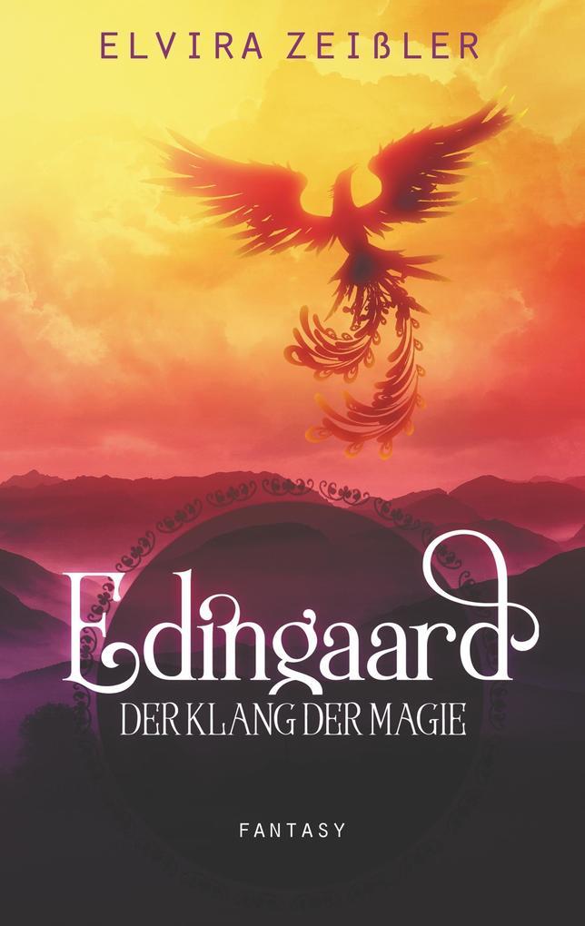 Edingaard 2 - Der Klang der Magie als Buch
