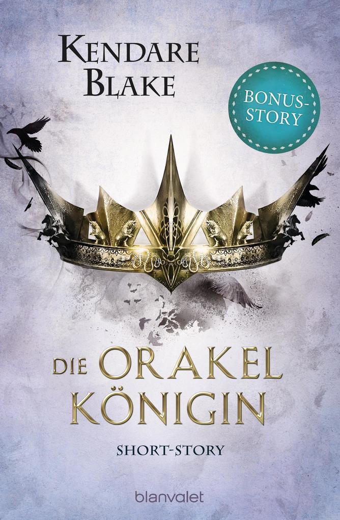 Die Orakelkönigin als eBook
