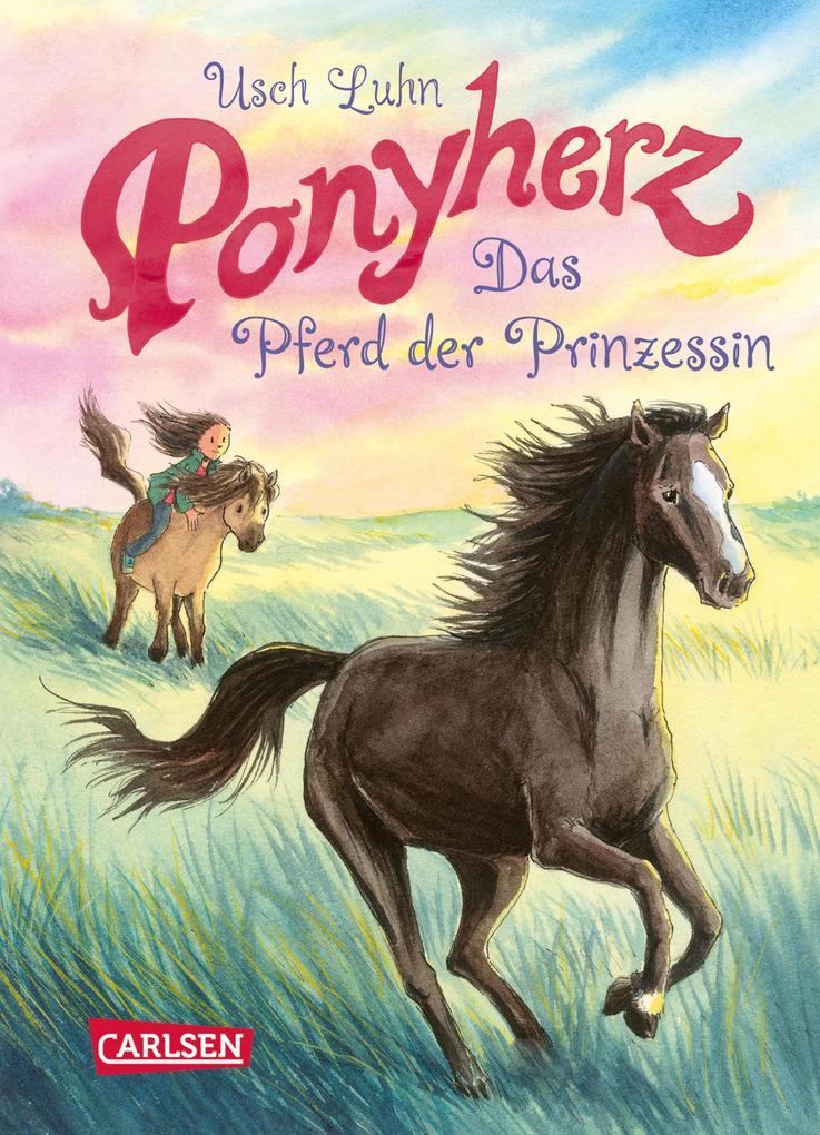 Ponyherz 4: Das Pferd der Prinzessin als eBook
