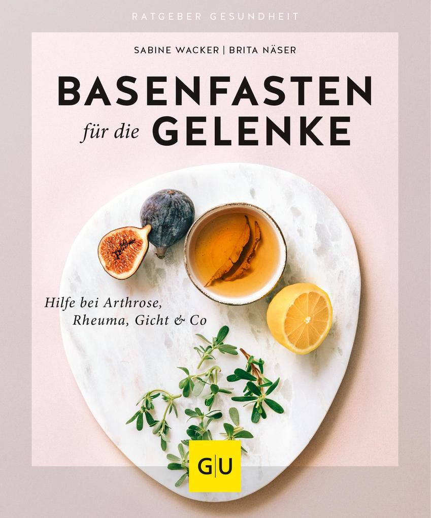 Basenfasten für die Gelenke als eBook