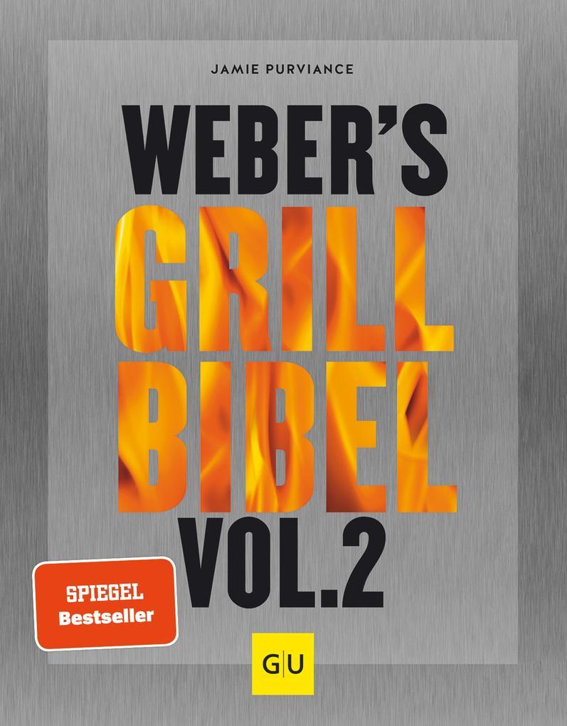 Weber's Grillbibel Vol. 2 als eBook