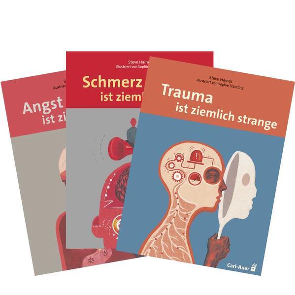 Angst / Trauma / Schmerz ist ziemlich strange als Buch