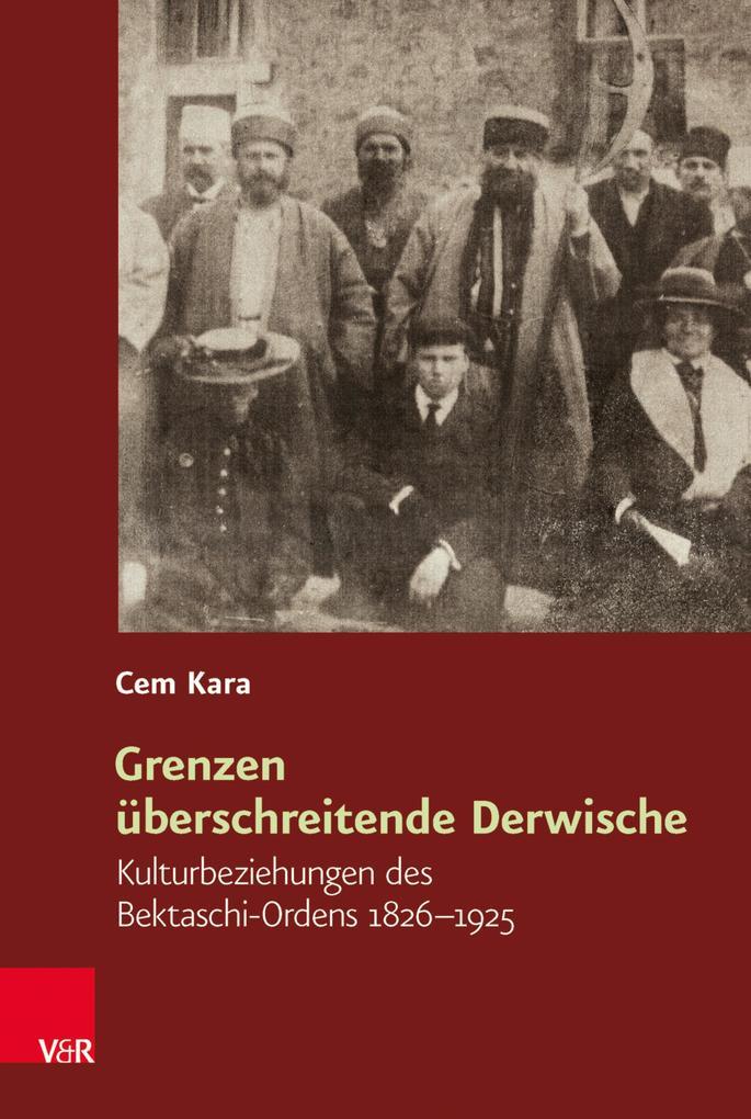 Grenzen überschreitende Derwische als eBook pdf