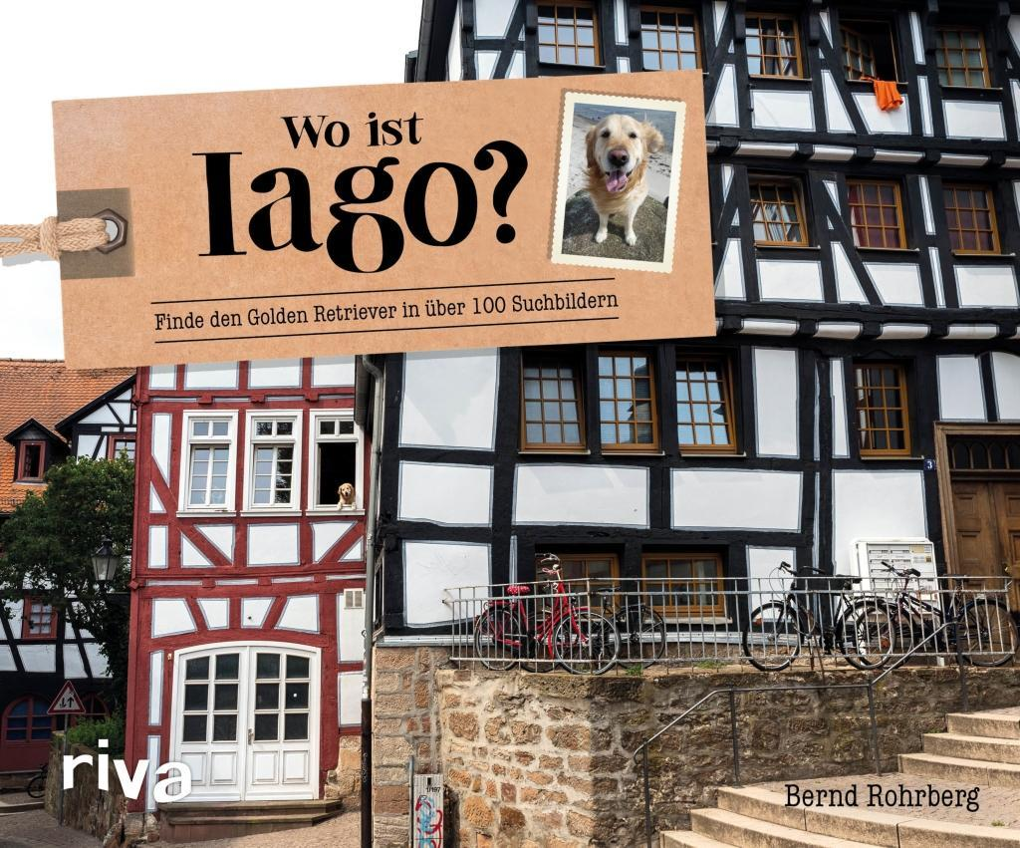 Wo ist Iago? als Buch