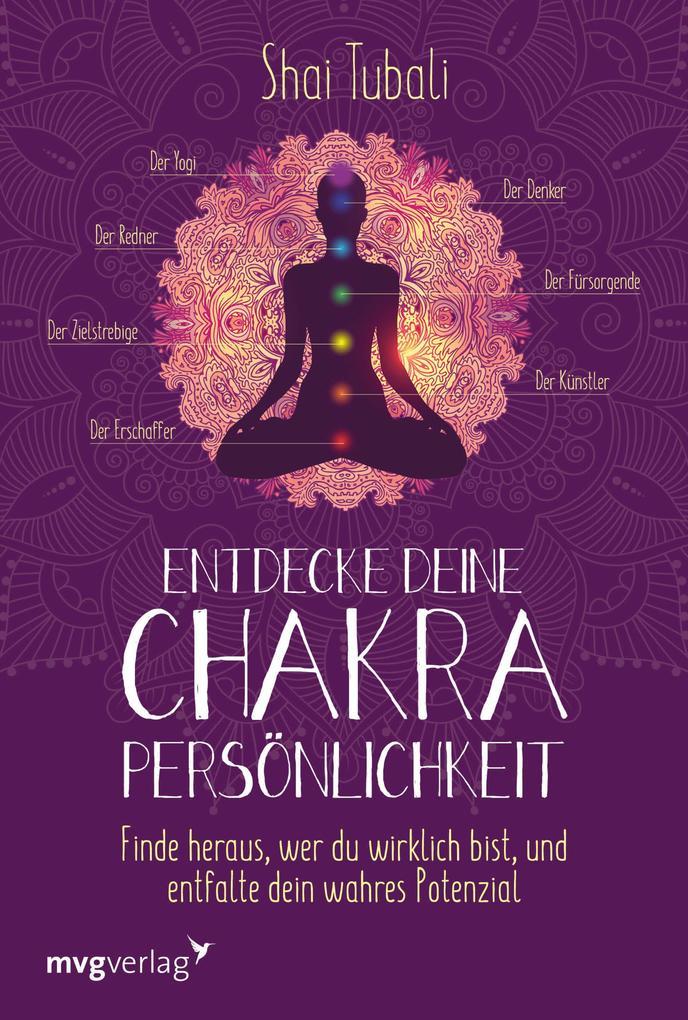 Entdecke deine Chakra-Persönlichkeit als Taschenbuch