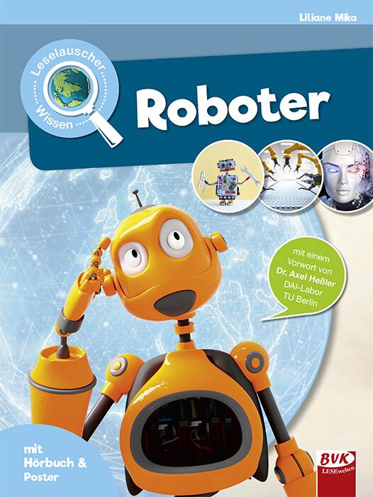 Leselauscher Wissen: Roboter als Buch