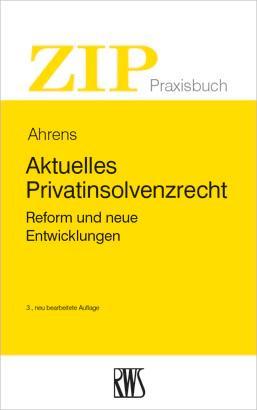 Aktuelles Privatinsolvenzrecht als eBook