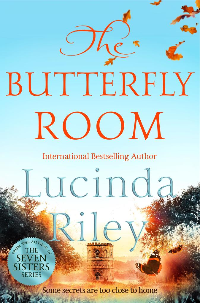 The Butterfly Room als eBook