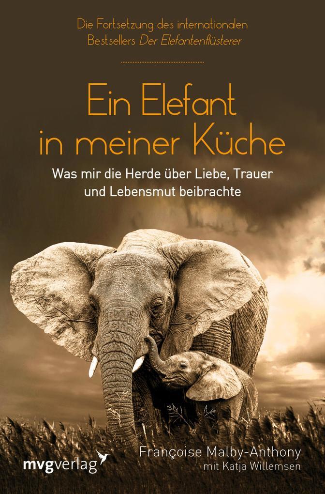 Ein Elefant in meiner Küche als eBook