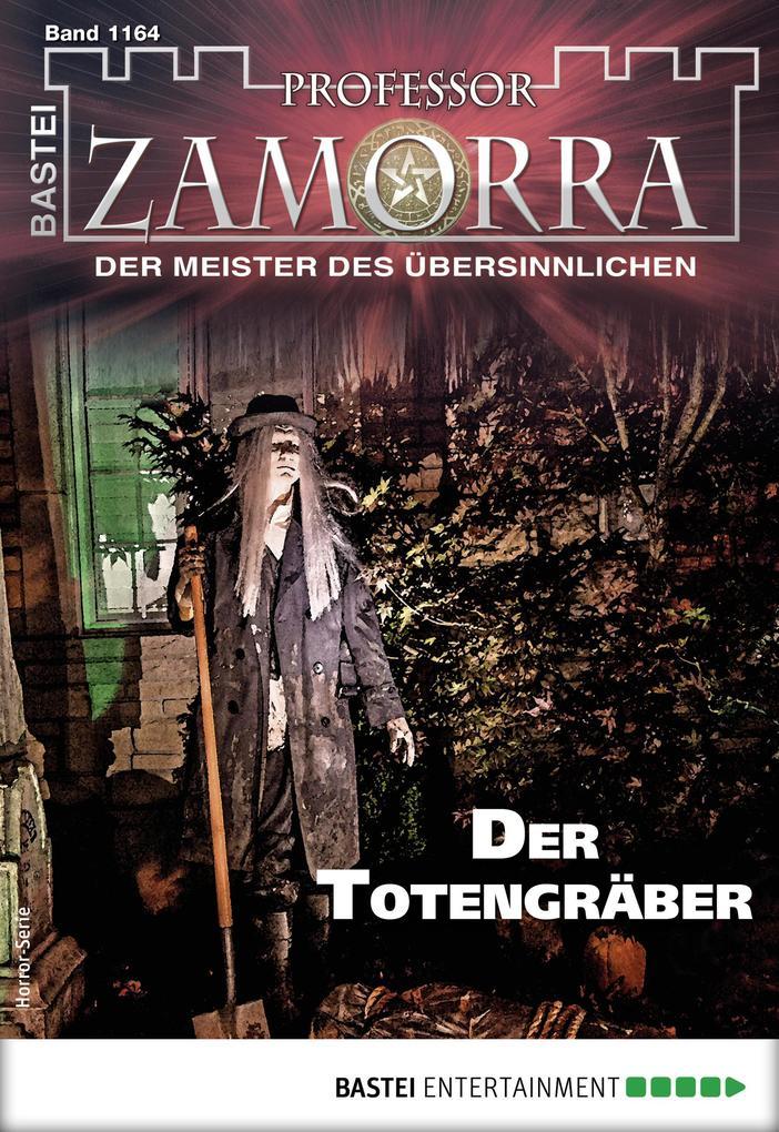 Professor Zamorra 1164 - Horror-Serie als eBook