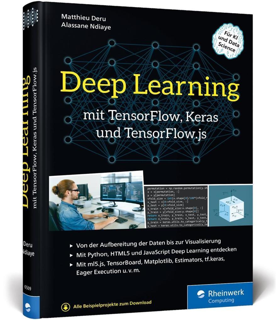 Deep Learning mit TensorFlow, Keras und TensorFlow js