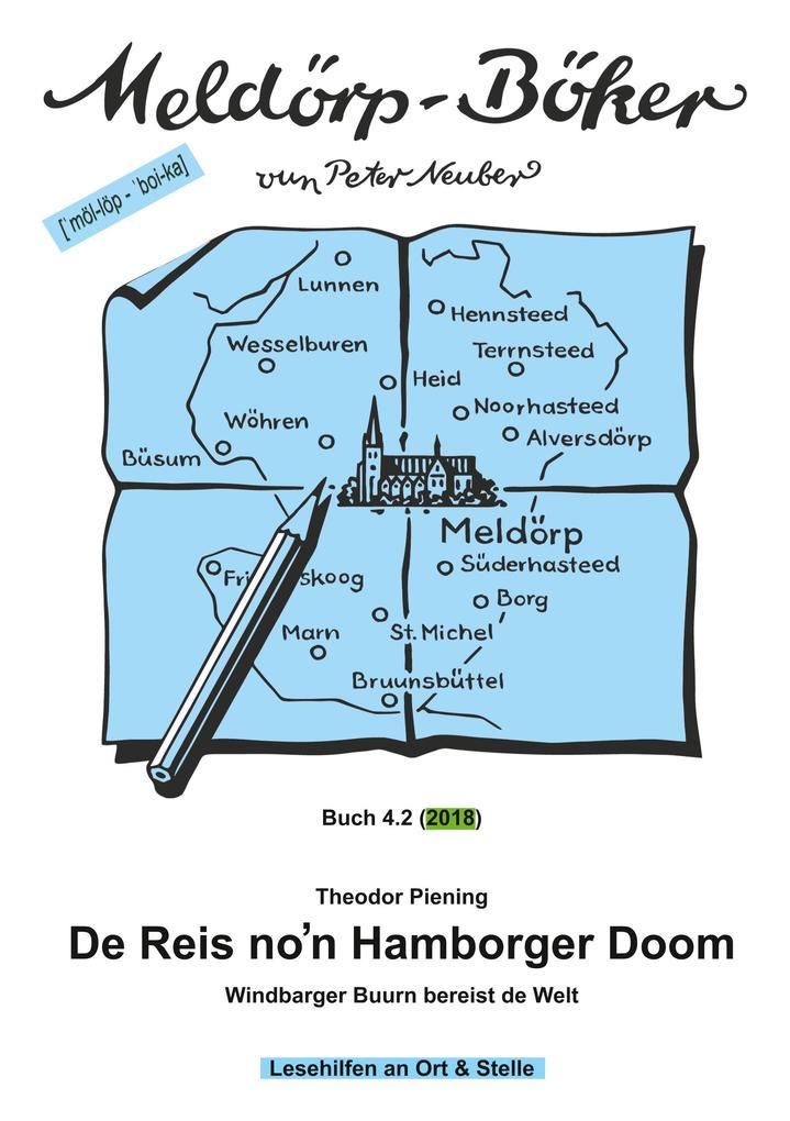 De Reis no'n Hamborger Doom als Buch (gebunden)
