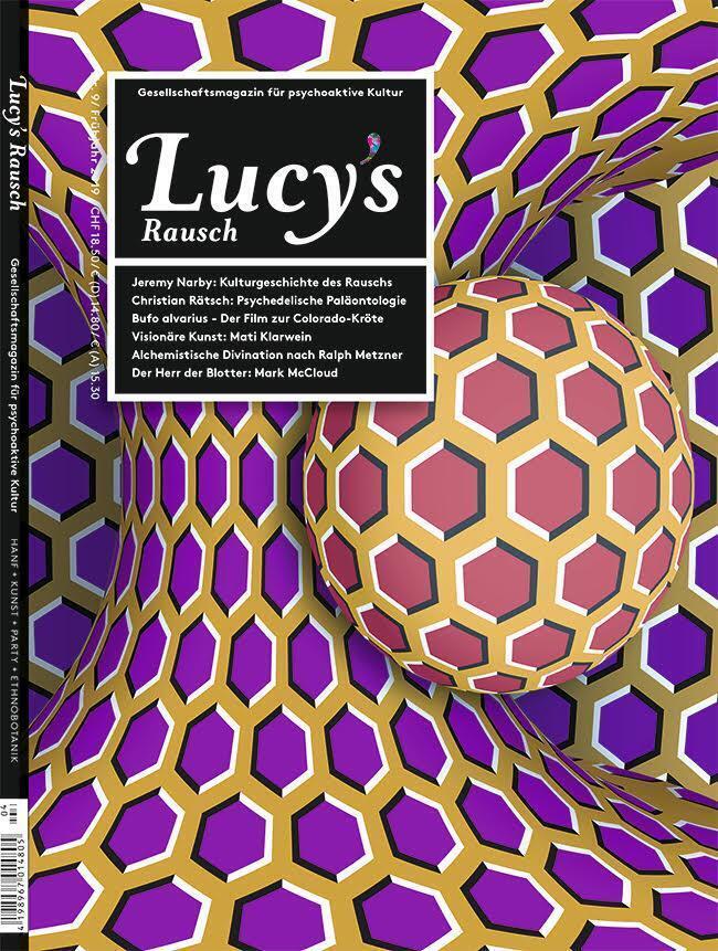 Lucy's Rausch Nr. 9 als Buch