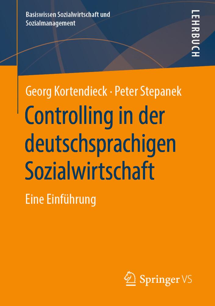 Controlling in der deutschsprachigen Sozialwirtschaft als Buch