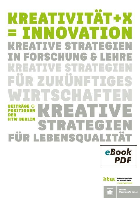 Kreativität + X = Innovation als eBook