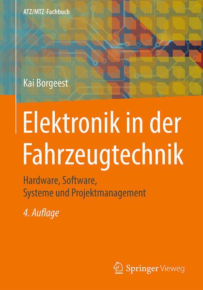 Elektronik in der Fahrzeugtechnik als Buch