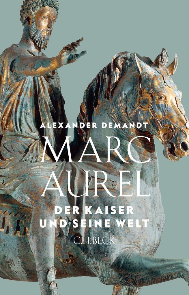 Marc Aurel als Buch