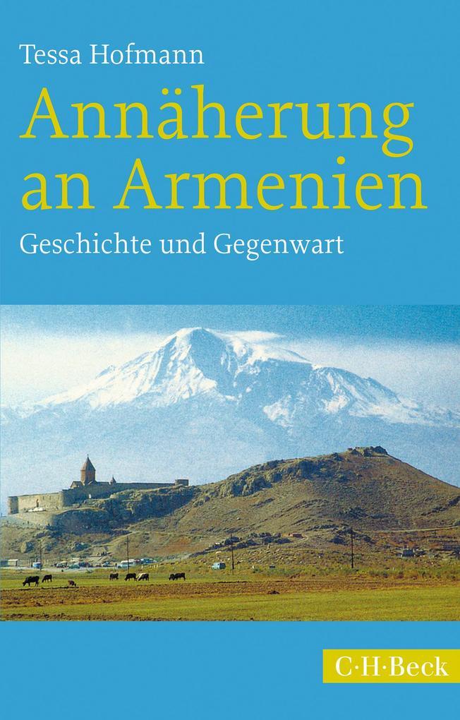 Annäherung an Armenien als Taschenbuch