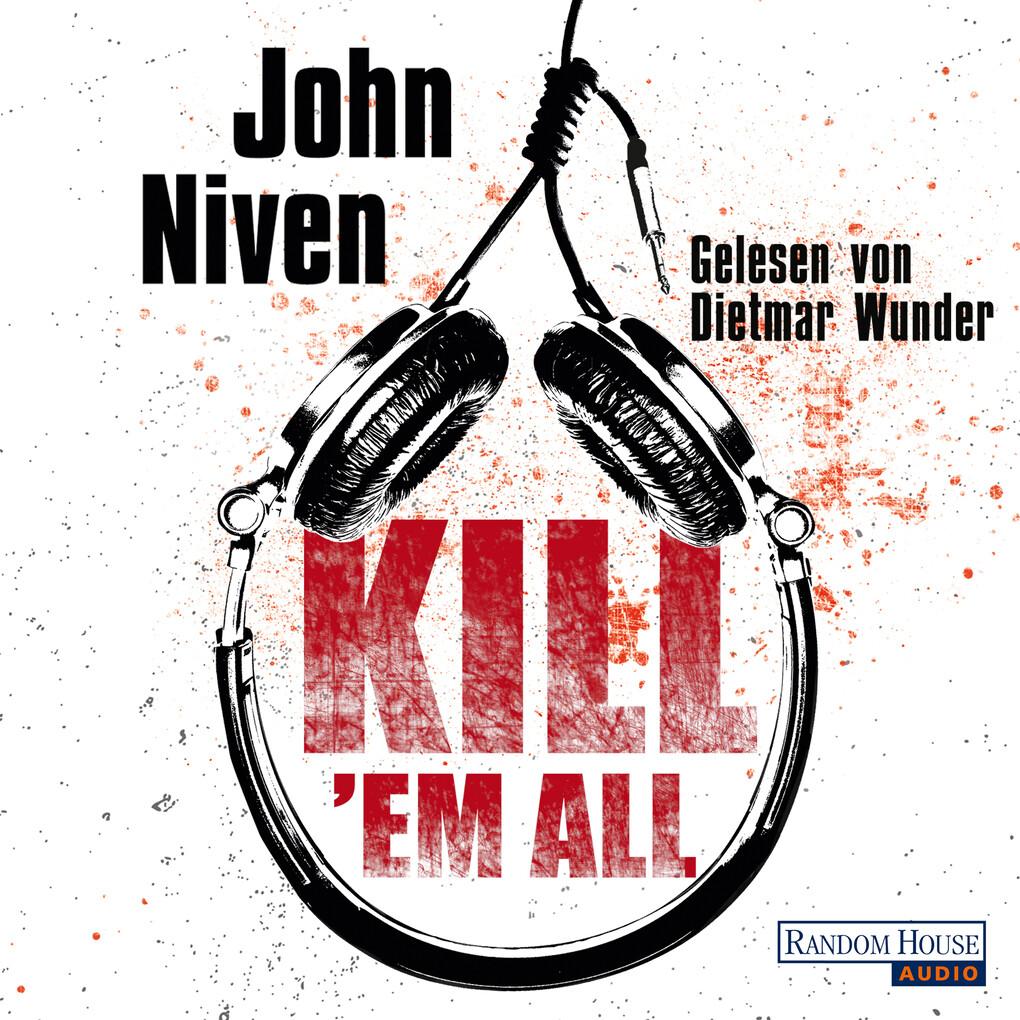 Kill 'em all als Hörbuch Download