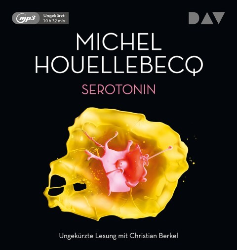 Serotonin als Hörbuch