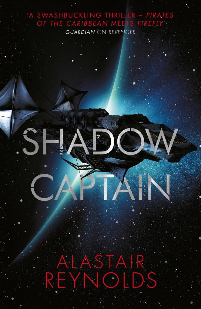Shadow Captain als eBook