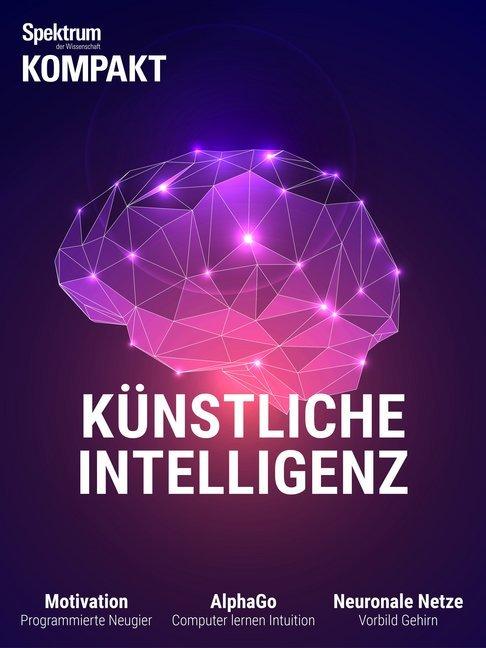 Spektrum Kompakt - Künstliche Intelligenz als Buch