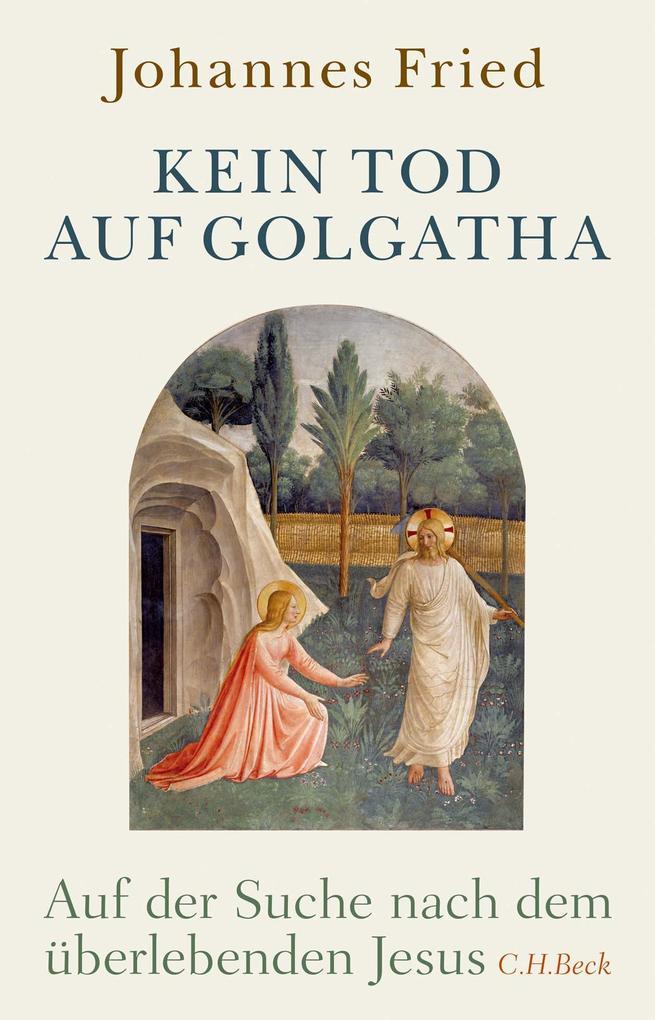 Kein Tod auf Golgatha als eBook
