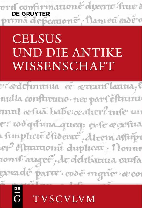 Celsus und die antike Wissenschaft als eBook