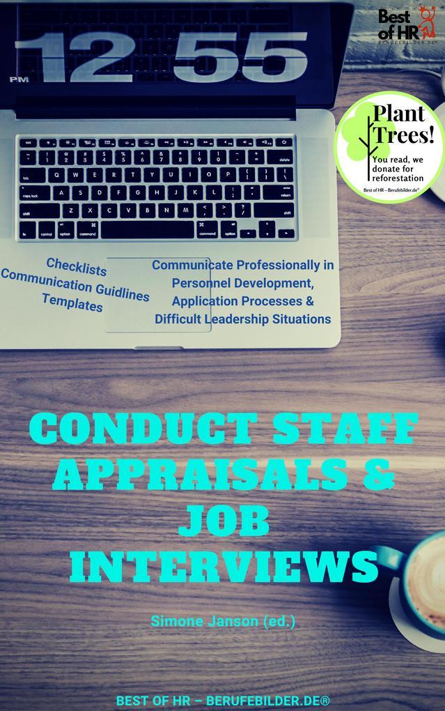 Conduct Staff Appraisals & Job Interviews als eBook