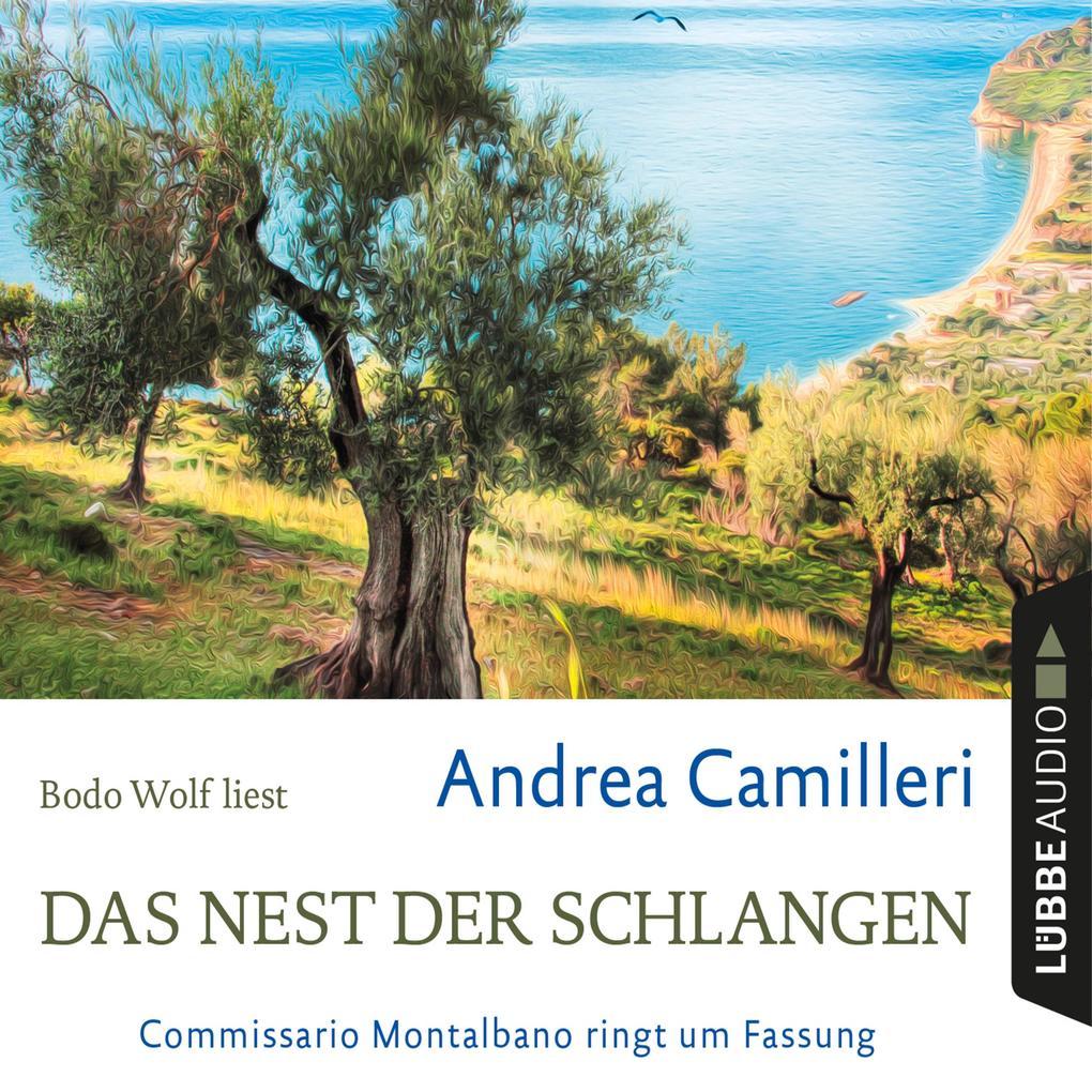 Das Nest der Schlangen - Commissario Montalbano ringt um Fassung (Gekürzt) als Hörbuch Download
