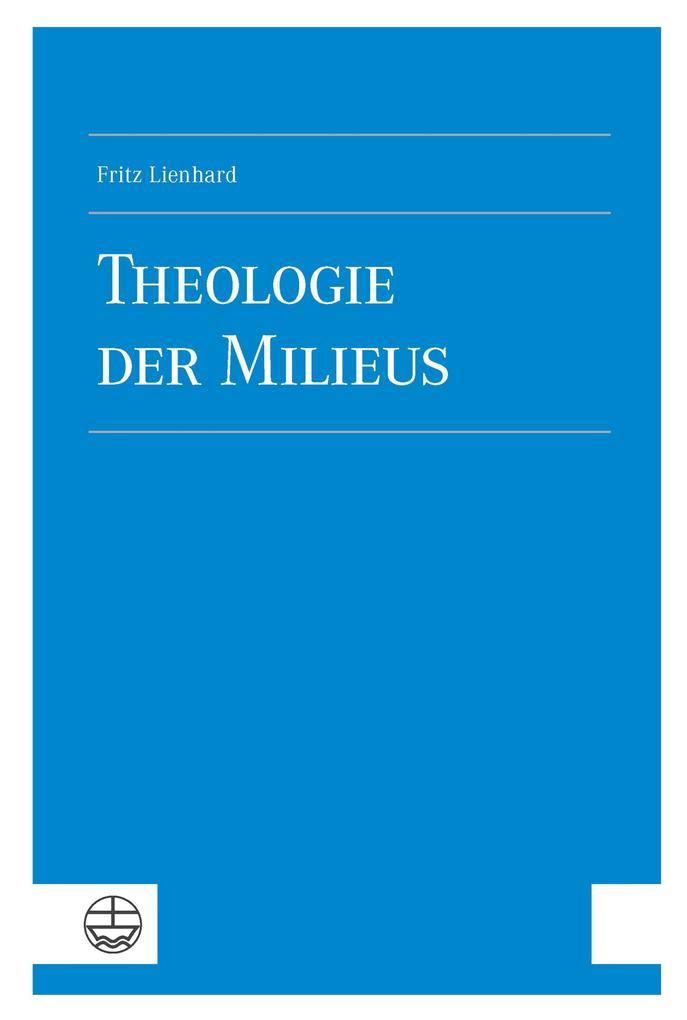 Theologie der Milieus als eBook