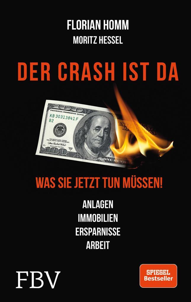 Der Crash ist da als Buch