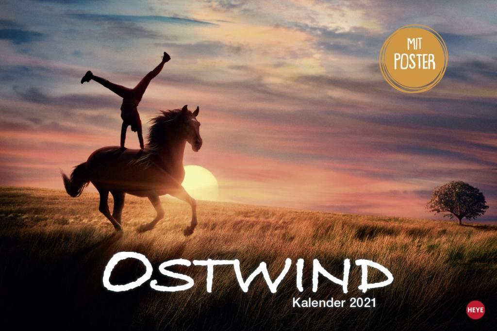 Ostwind Broschurkalender XL 2020 als Kalender