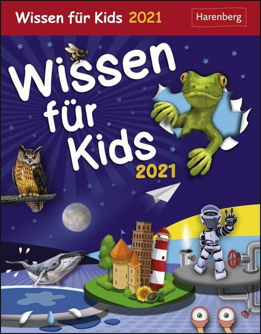 Wissen für Kids - Kalender 2020 als Kalender
