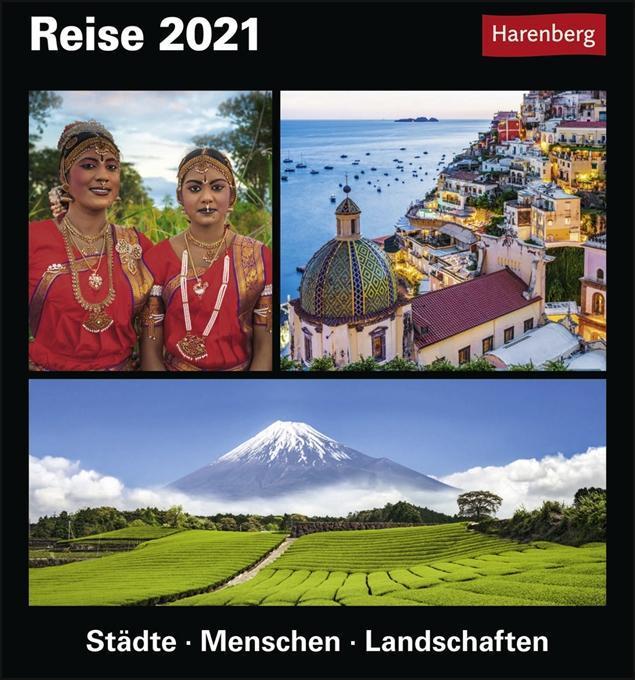 Reise. Kalender 2020 als Kalender