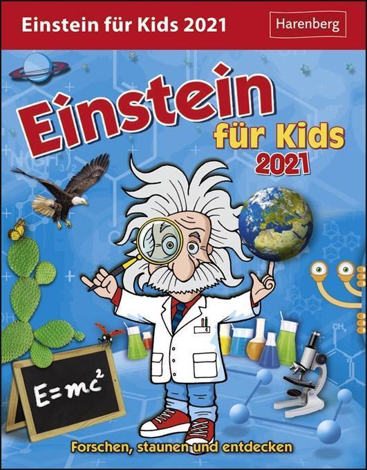 Einstein für Kids - Kalender 2020 als Kalender