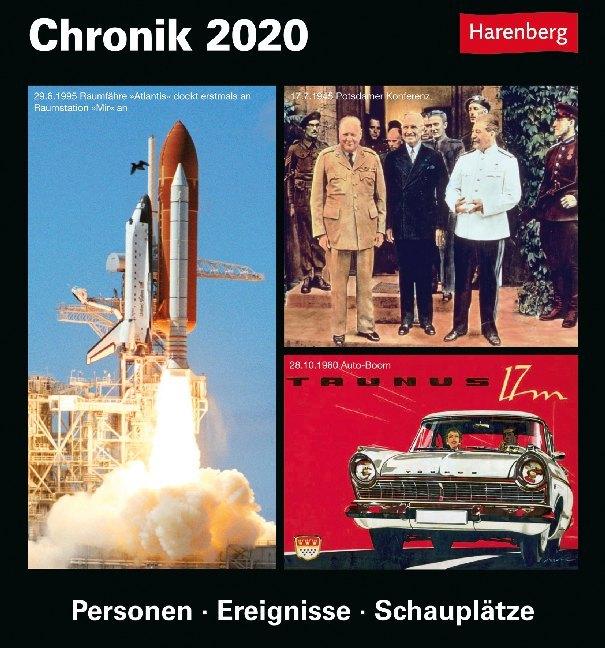 Chronik - Kalender 2020 als Kalender