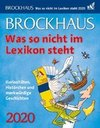 Brockhaus. Was so nicht im Lexikon steht 2020
