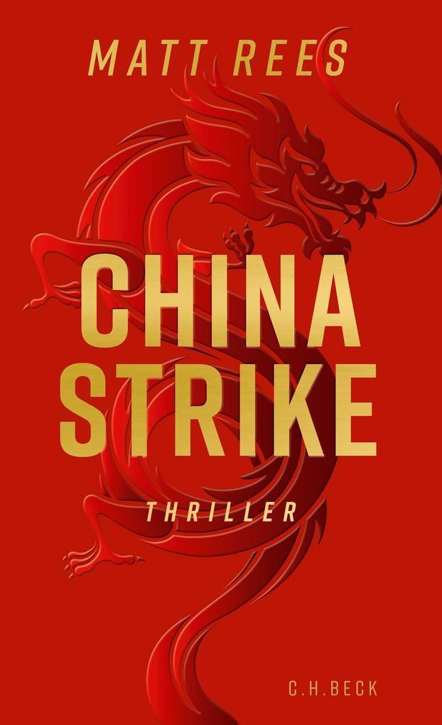 China Strike als eBook