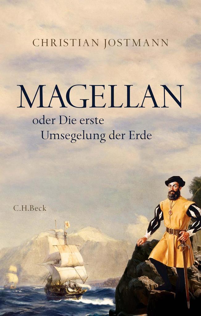 Magellan als eBook