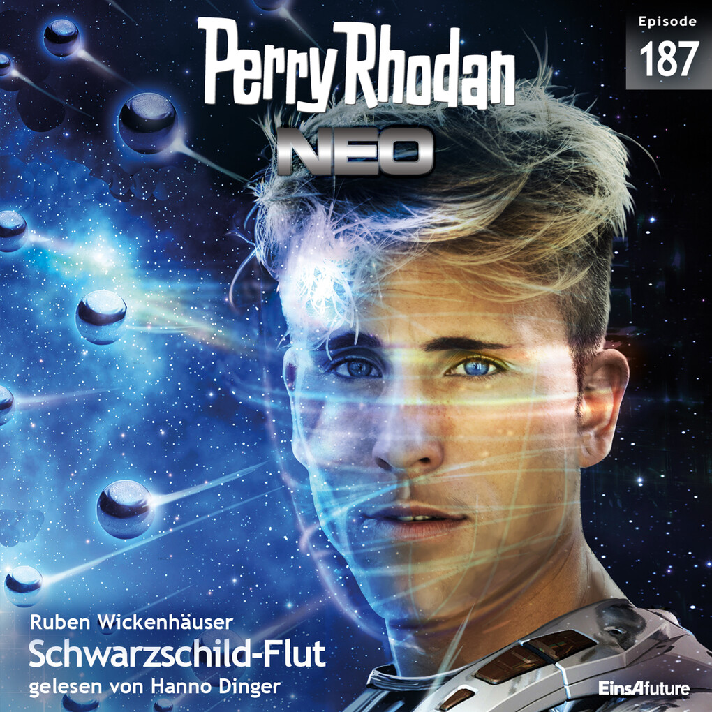 Perry Rhodan Neo 187: Schwarzschild-Flut als Hörbuch Download