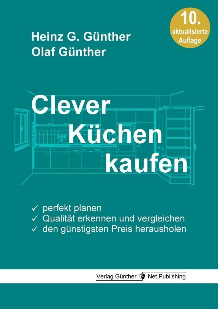 Clever Küchen kaufen als Buch
