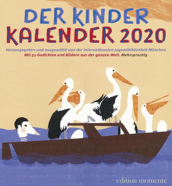 Der Kinder Kalender 2020 als Kalender