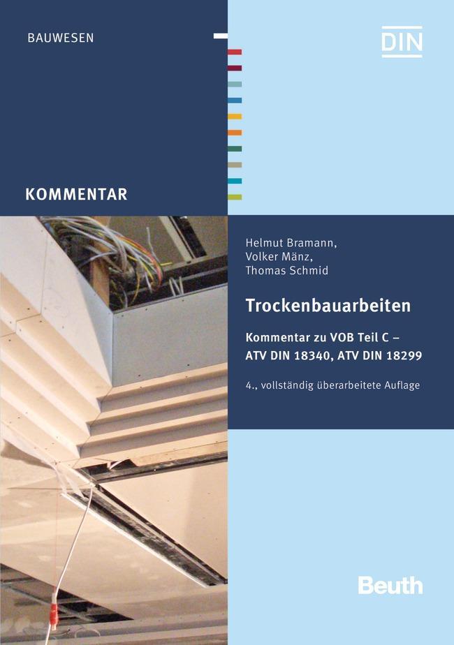Trockenbauarbeiten als eBook pdf