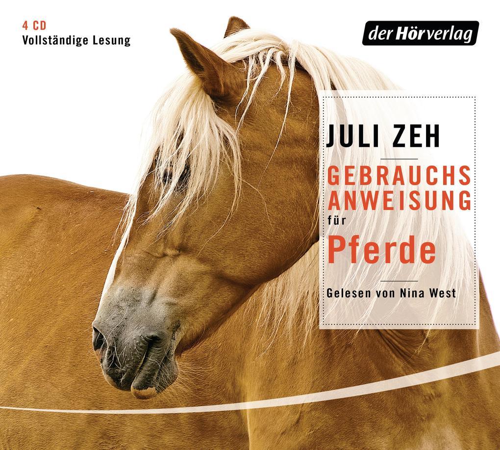 Gebrauchsanweisung für Pferde als Hörbuch