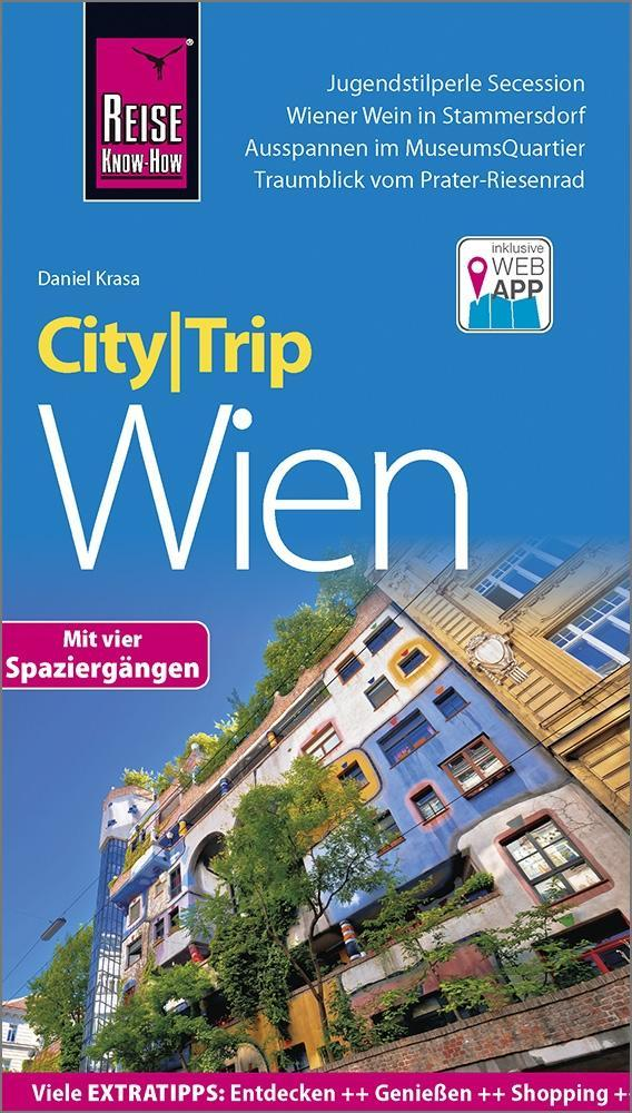 Reise Know-How CityTrip Wien als Buch